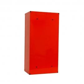 Szafka metalowa SG600SL bez okna czerwona 3000