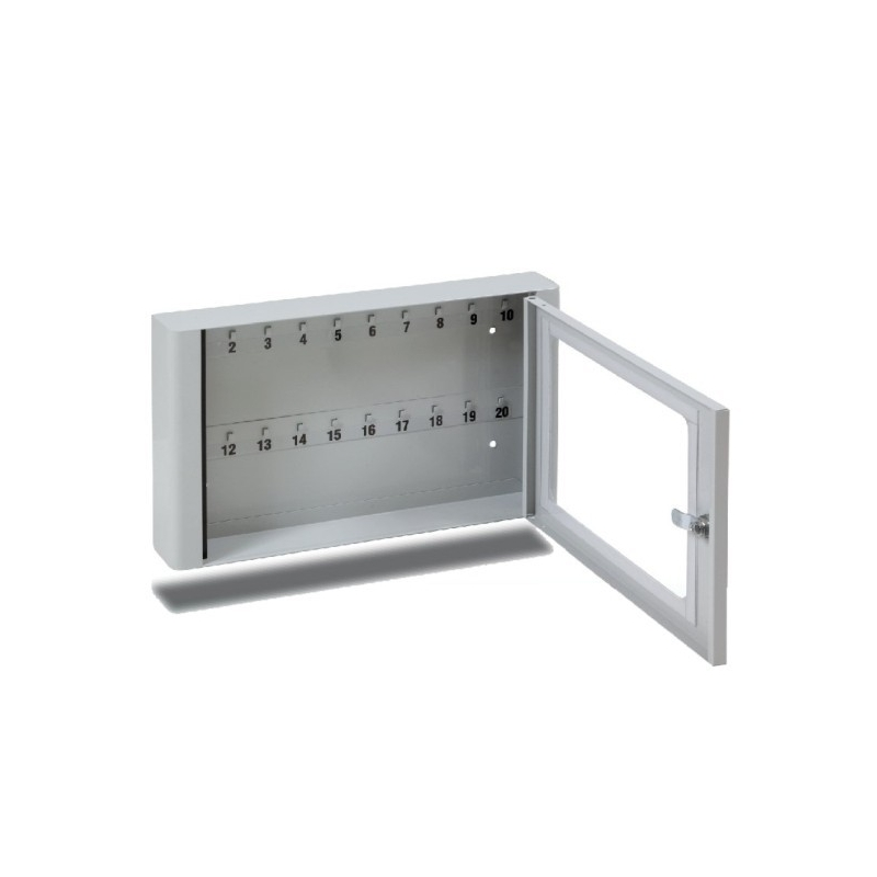 Szafka na klucze SZKL-20 na 20 kluczy
