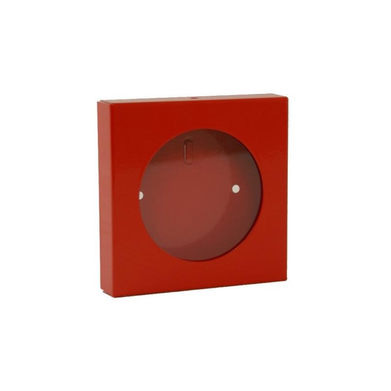 Szafka na klucz ewakuacyjny MB Mini czerwona