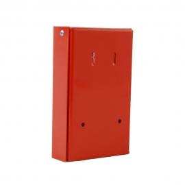 Szafka na klucz SKL-M bez zbijaka czerwona